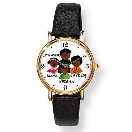 Personalized Family Watch at PalmBeach Jewelry