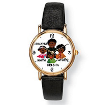 SETA JEWELRY Personalized Family Watch