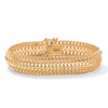 Related Item Saduza-Link Bracelet in 18k Gold over Sterling Silver 7 1/4