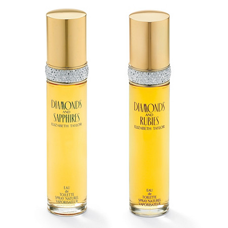 Perfume Full Size Ladies Diamonds & Rubies and Diamonds & Sapphires Fragrances at PalmBeach Jewelry