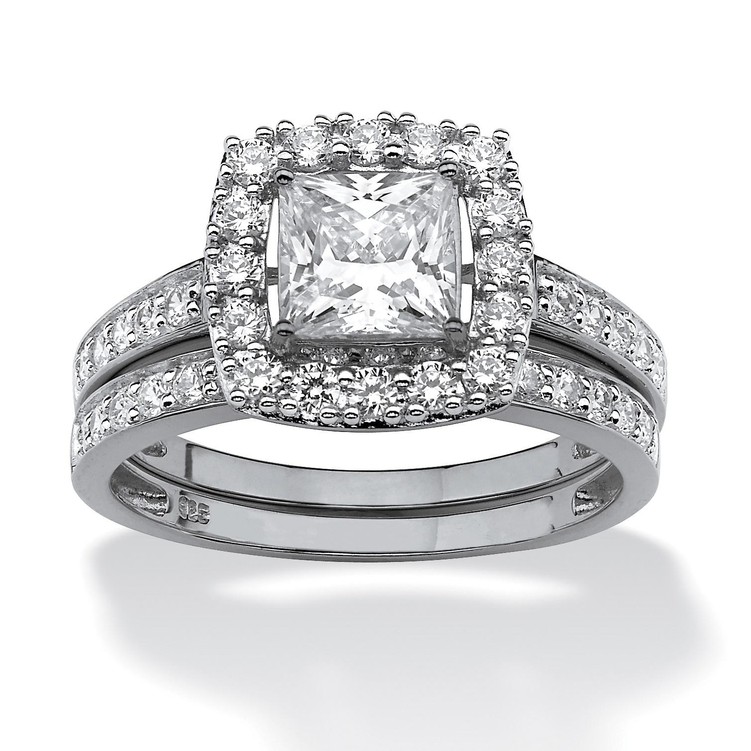 palm beach wedding ring sets walmart jewelry wedding sets Palm beach wedding ring sets