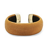 Related Item Rust Stingray Cuff Bracelet in Yellow Gold Tone