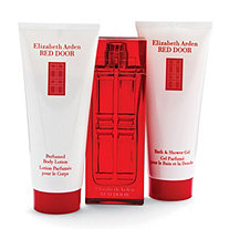 Red Door by Elizabeth Arden Three-Piece Gift Set