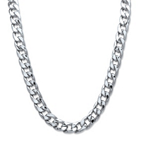 Men's Curb-Link Chain Necklace ONLY $12.99