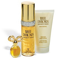 White Diamonds by Elizabeth Taylor 3-Piece Gift Set