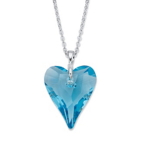 FREE Heart Necklace - Just Pay $6.95 Shipping!