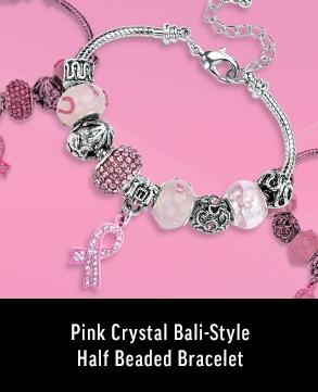 Bali Half Beaded Bracelet