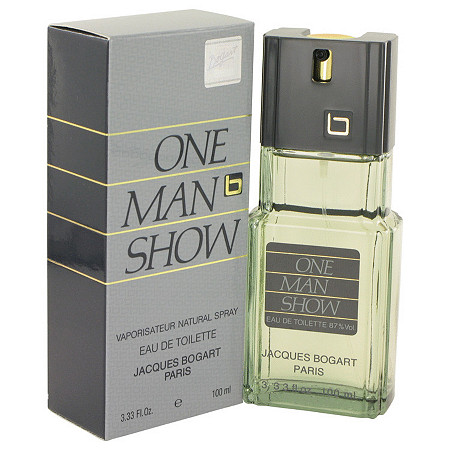 ONE MAN SHOW by Jacques Bogart for Men Eau De Toilette Spray 3.3 oz at PalmBeach Jewelry
