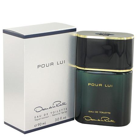 Oscar Pour Lui by Oscar de la Renta for Men Eau De Toilette Spray 3 oz at PalmBeach Jewelry
