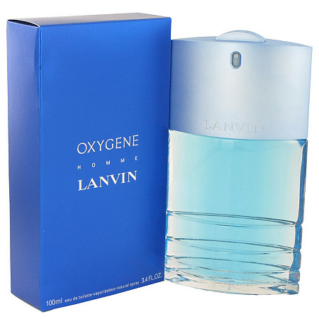 OXYGENE by Lanvin for Men Eau De Toilette Spray 3.4 oz at PalmBeach Jewelry