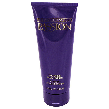 PASSION by Elizabeth Taylor for Women Body Lotion 6.8 oz at PalmBeach Jewelry