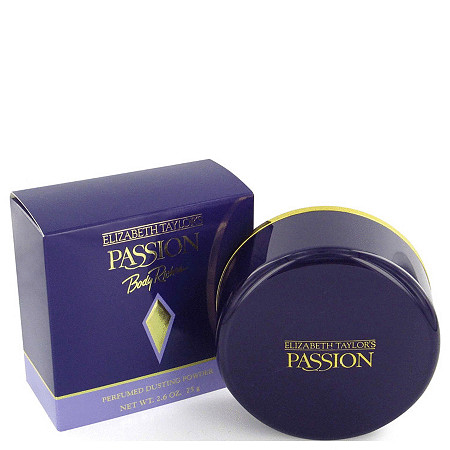 PASSION by Elizabeth Taylor for Women Dusting Powder 2.6 oz at PalmBeach Jewelry