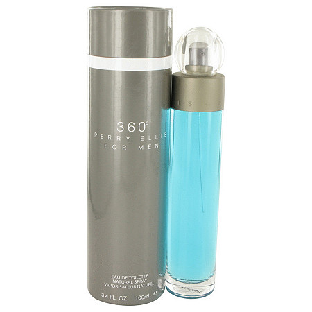 perry ellis 360 by Perry Ellis for Men Eau De Toilette Spray 3.4 oz at PalmBeach Jewelry