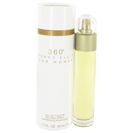 perry ellis 360 by Perry Ellis for Women Eau De Toilette Spray 1.7 oz at PalmBeach Jewelry