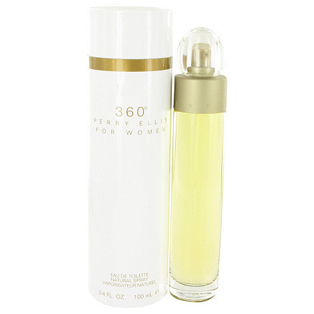 perry ellis 360 by Perry Ellis for Women Eau De Toilette Spray 3.4 oz at PalmBeach Jewelry