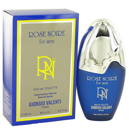 ROSE NOIRE by Giorgio Valente for Men Eau De Toilette Spray 3.4 oz at PalmBeach Jewelry