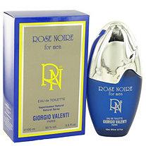 ROSE NOIRE by Giorgio Valente for Men Eau De Toilette Spray 3.4 oz