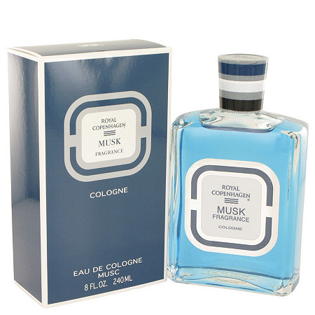 ROYAL COPENHAGEN MUSK by Royal Copenhagen for Men Cologne 8 oz at PalmBeach Jewelry