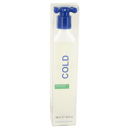 COLD by Benetton for Men Eau De Toilette Spray 3.4 oz at PalmBeach Jewelry