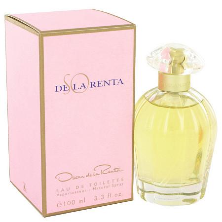 So De La Renta by Oscar de la Renta for Women 3.4 oz. EDT Spray at PalmBeach Jewelry