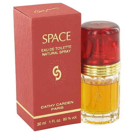 SPACE by Cathy Cardin for Women Eau De Toilette Spray 1 oz at PalmBeach Jewelry