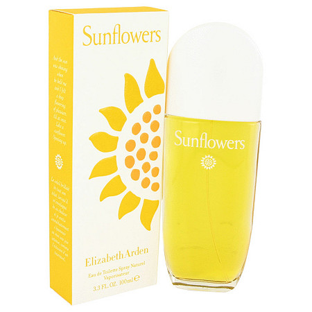 Sunflowers by Elizabeth Arden for Women 3.4 oz. EDT Spray at PalmBeach Jewelry