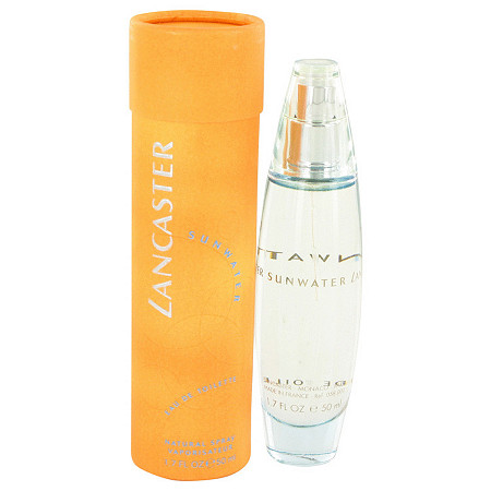 SUNWATER by Lancaster for Women Eau De Toilette Spray 1.7 oz at PalmBeach Jewelry