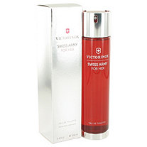 SWISS ARMY by Swiss Army for Women Eau De Toilette Spray 3.4 oz