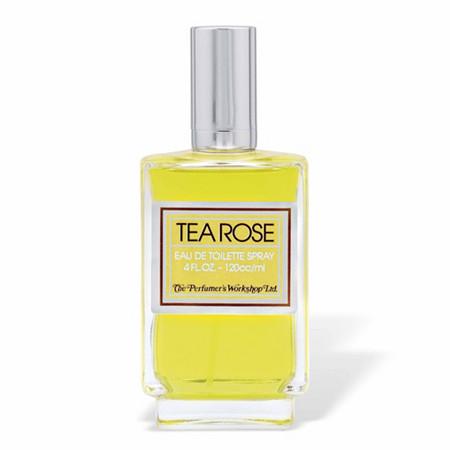 TEA ROSE by Perfumers Workshop for Women Eau De Toilette Spray 4 oz at PalmBeach Jewelry
