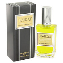 TEA ROSE by Perfumers Workshop for Women Eau De Toilette Spray 2 oz