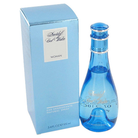 COOL WATER by Davidoff for Women Deodorant Spray 3.3 oz at PalmBeach Jewelry