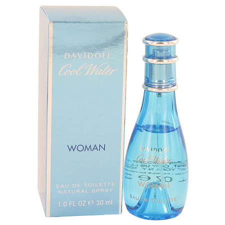 COOL WATER by Davidoff for Women Eau De Toilette Spray 1 oz at PalmBeach Jewelry