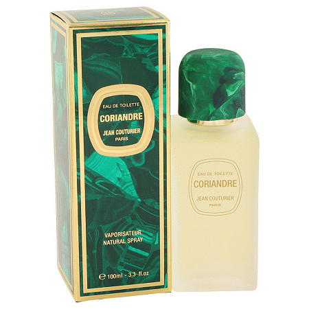 CORIANDRE by Jean Couturier for Women Eau De Toilette Spray 3.4 oz at PalmBeach Jewelry