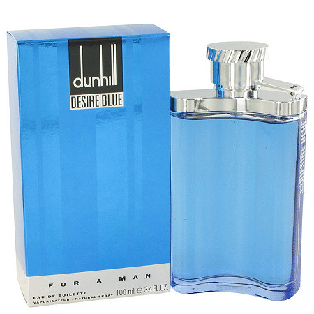 Desire Blue by Alfred Dunhill for Men Eau De Toilette Spray 3.4 oz at PalmBeach Jewelry