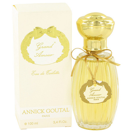 Grand Amour by Annick Goutal for Women Eau De Toilette Spray 3.3 oz at PalmBeach Jewelry