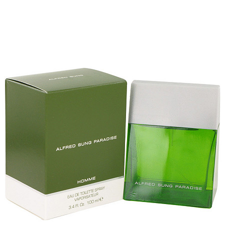 Paradise by Alfred Sung for Men Eau De Toilette Spray 3.4 oz at PalmBeach Jewelry
