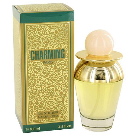 Charming by C. Darvin for Women Eau De Toilette Spray 3.4 oz at PalmBeach Jewelry