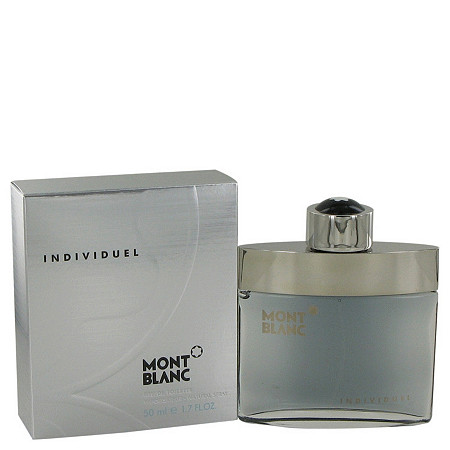 Individuelle by Mont Blanc for Men Eau De Toilette Spray 1.7 oz at PalmBeach Jewelry