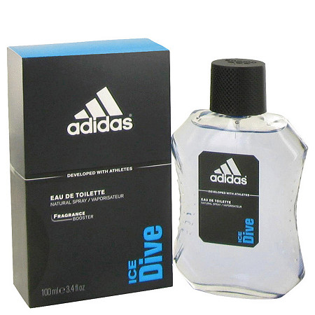 Adidas Ice Dive by Adidas for Men Eau De Toilette Spray 3.4 oz at PalmBeach Jewelry