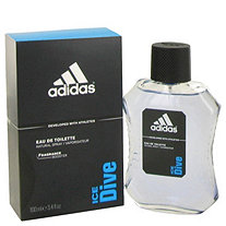 Adidas Ice Dive by Adidas for Men Eau De Toilette Spray 3.4 oz