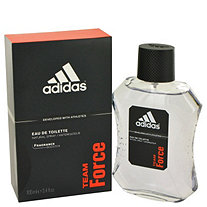 Adidas Team Force by Adidas for Men Eau De Toilette Spray 3.4 oz