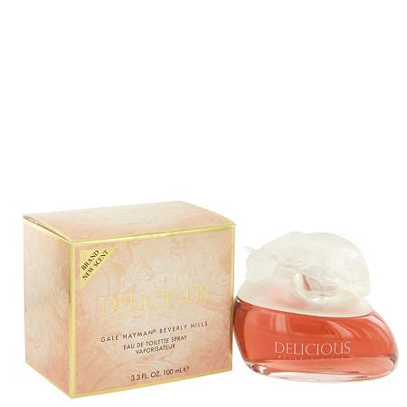 DELICIOUS by Gale Hayman for Women Eau De Toilette Spray 3.4 oz at PalmBeach Jewelry