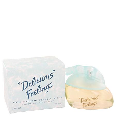 DELICIOUS FEELINGS by Gale Hayman for Women Eau De Toilette Spray 3.4 oz at PalmBeach Jewelry