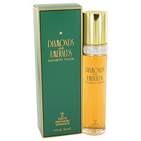 DIAMONDS & EMERALDS by Elizabeth Taylor for Women Eau De Toilette Spray 1.7 oz