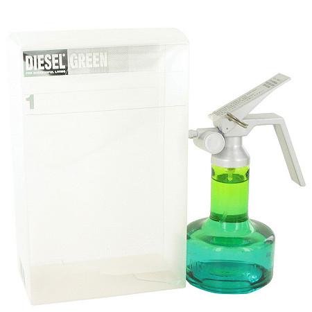 Diesel Green by Diesel for Men Eau De Toilette Spray 2.5 oz at PalmBeach Jewelry