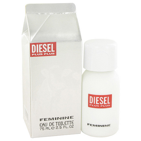 DIESEL PLUS PLUS by Diesel for Women Eau De Toilette Spray 2.5 oz at PalmBeach Jewelry