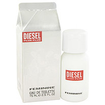 DIESEL PLUS PLUS by Diesel for Women Eau De Toilette Spray 2.5 oz