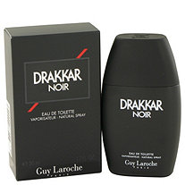 DRAKKAR NOIR by Guy Laroche for Men Eau De Toilette Spray 1.7 oz