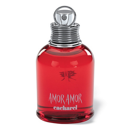 Amor Amor by Cacharel for Women Eau De Toilette Spray 1 oz at Direct Charge presents PalmBeach