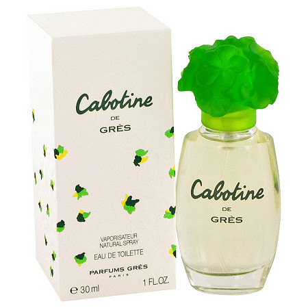 CABOTINE by Parfums Gres for Women Eau De Toilette Spray 1 oz at PalmBeach Jewelry